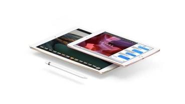3 nuevos iPad para 2017 y cambios de diseño para 2018