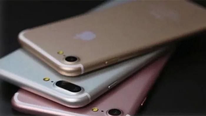 Goophone I7, la réplica del iPhone 7