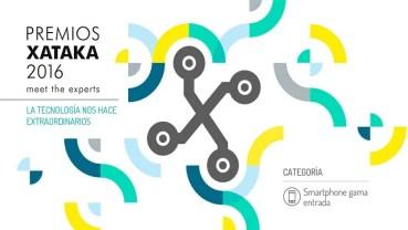 Premios Xataka al mejor Smartphone gama de entrada