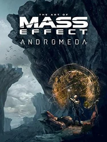 mass effect andromeda libro