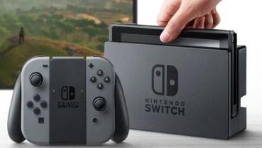 Nintendo Switch, el nuevo experimento de Nintendo