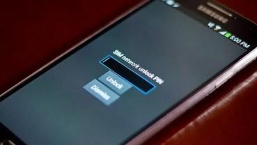 Cómo desbloquear tu Samsung Galaxy por código