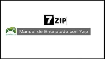 Encripta tus archivos o carpetas con contraseña utilizando 7Zip