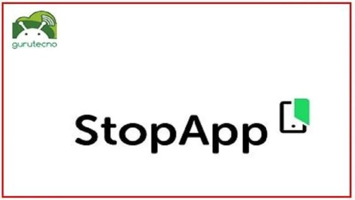 Stop App