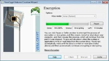 VeraCrypt: encripta y asegura tus datos de forma gratuita