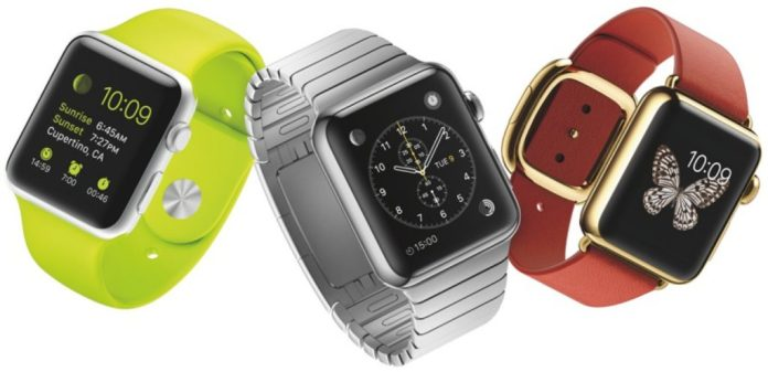 apple-watch próximo iphone 8