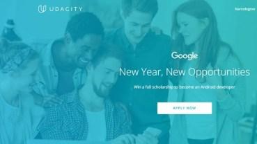 Consigue una beca de Google para desarrollar apps en Android ¡Hay 10000!