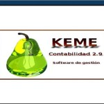 Keme Contabilidad es un programa multiplataforma, multipuesto y gratis