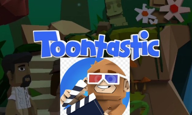 Toontastic fabrica tus propias historias con dibujos en 3D de la mano de Google