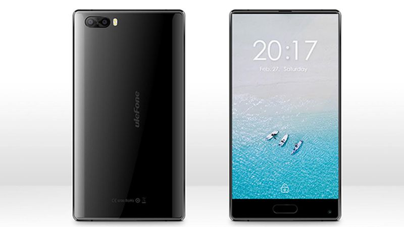 Ulefone F1, la alternativa sin biseles al Xiaomi Mi Mix