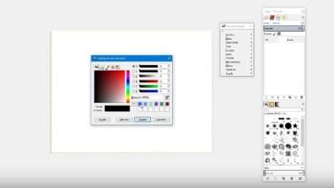Curso completo gratuito de GIMP: Vídeo 2 – La primera imagen