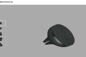 Logitech ZeroTouch te conecta con Alexa de Amazon para controlar tu casa sin tocar tu smartphone