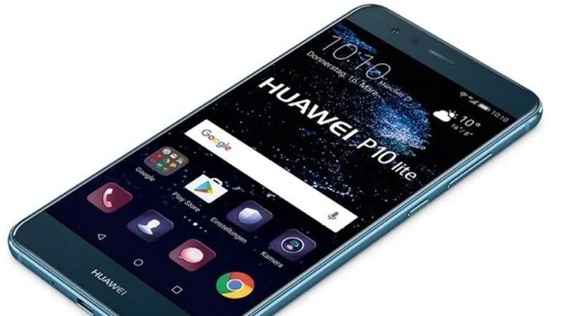 El Huawei P10 Lite se perfila como un auténtico rompedor en ventas
