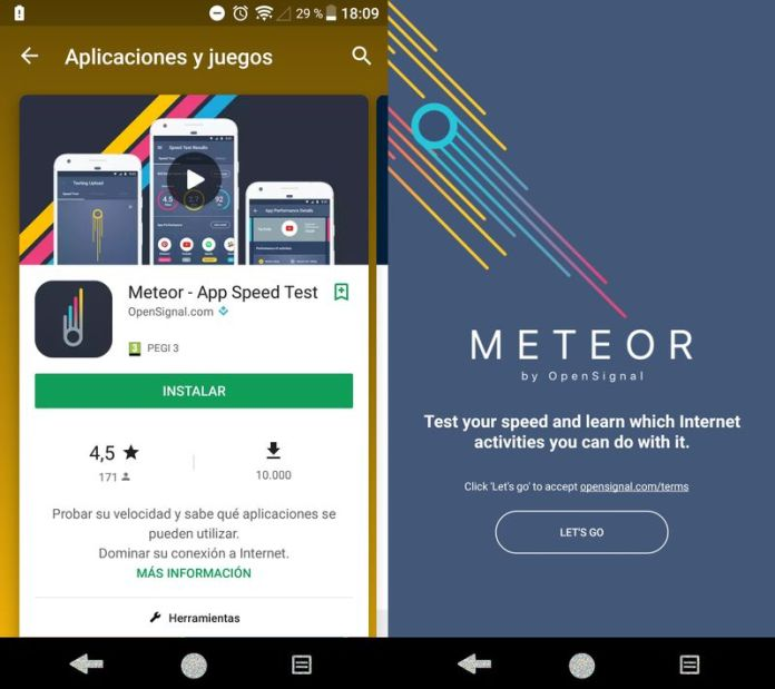 meteor google play