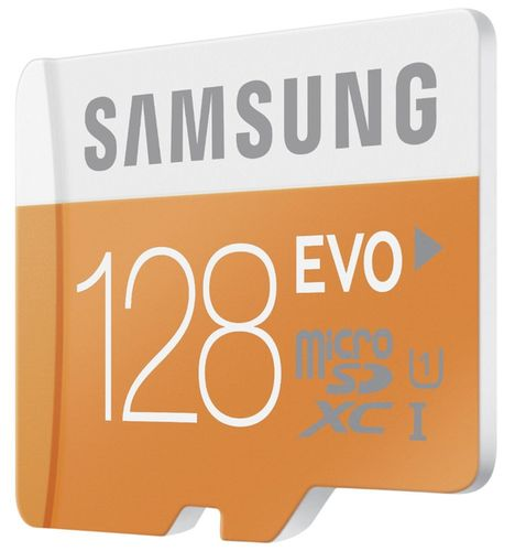 samsung evo 128 gb perfil