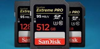 sandisk extreme pro 4k