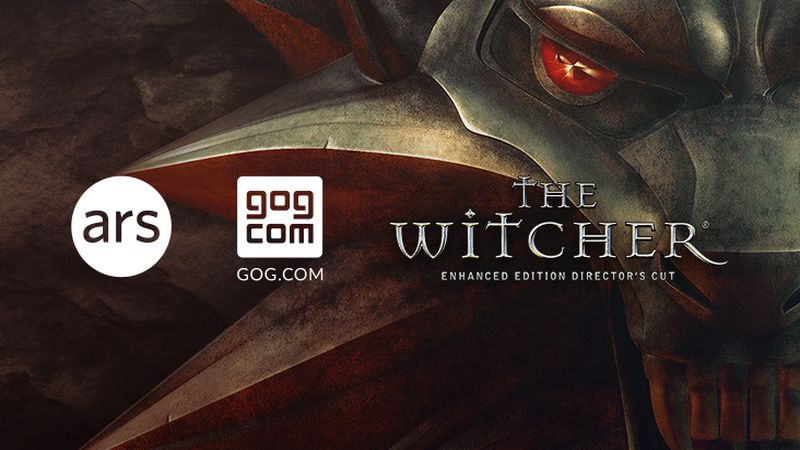 ¡Consigue gratis The Witcher: Enhanced Edition! ¡Por tiempo limitado!