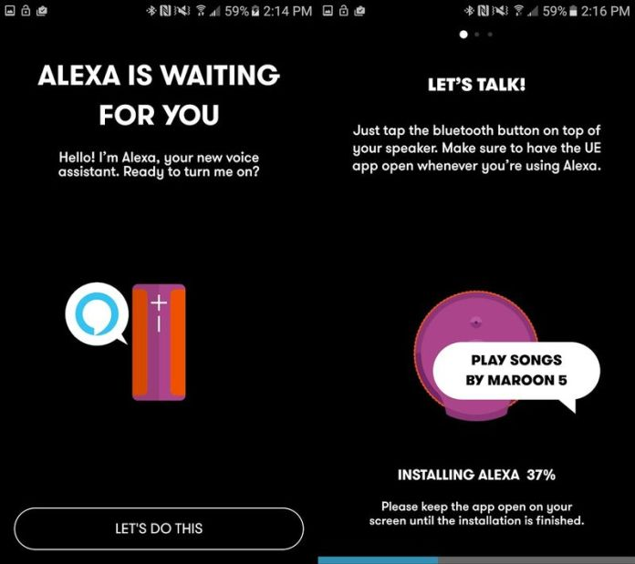 ue megaboom beta aplicaciones gratuitas