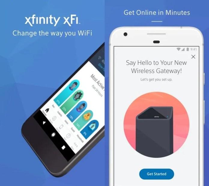xfinity xfi aplicaciones gratuitas
