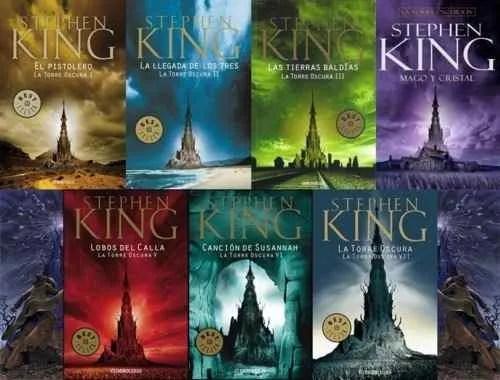 la-torre-oscura-libros