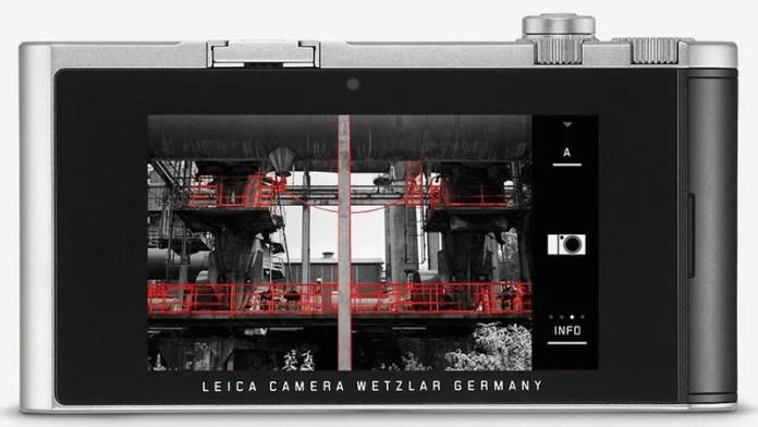 Leica TL2, actualización para ofrecer vídeo en 4K