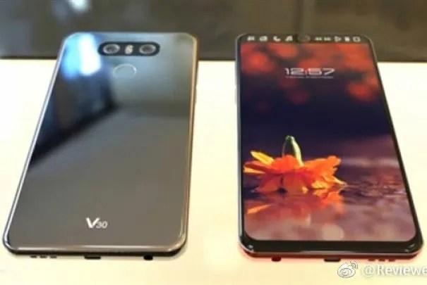 El LG V30 se presentará el 31 de agosto y llegará con Snapdragon 835