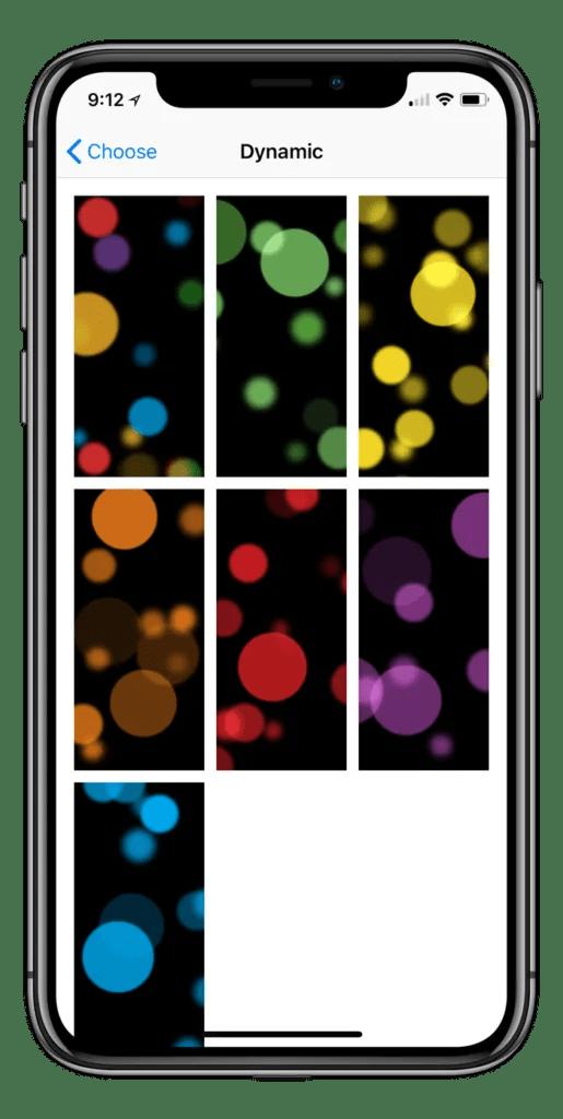 iphone-x-burbujas