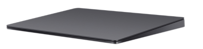 space grey magic trackpad 2