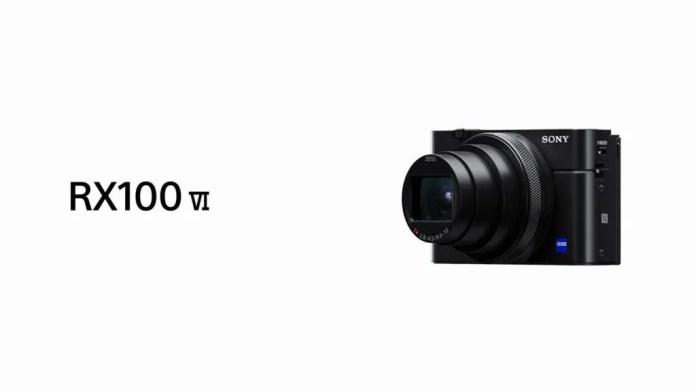Sony RX100 VI anunciada hoy oficialmente