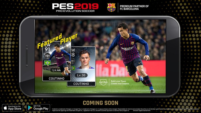 Pro Evolution Soccer iOS Android