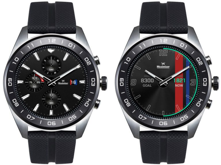 Llega el LG Watch W7, un reloj híbrido con hasta 100 días de autonomía