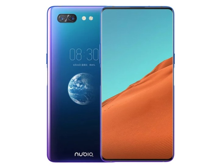 Nubia-X