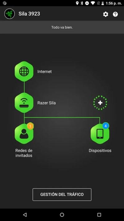Razer Sila App