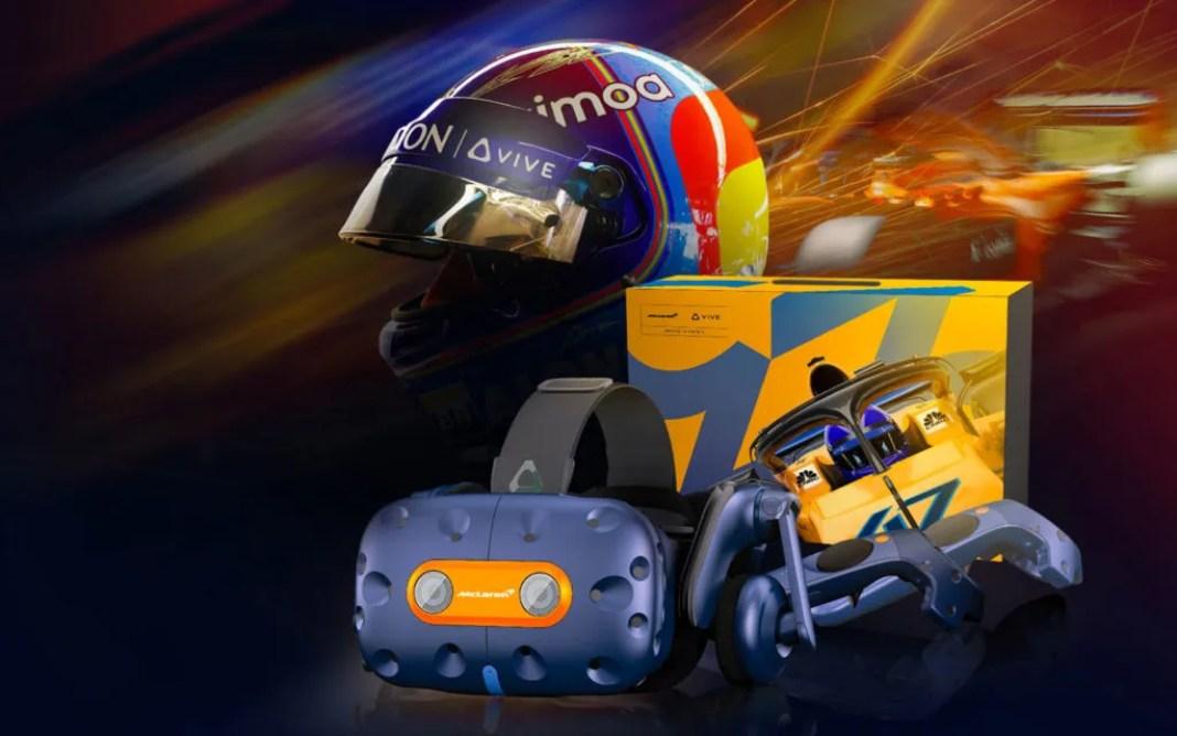 HTC Vive Pro McLaren