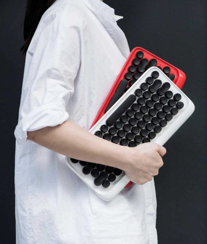 teclado Xiaomi 3