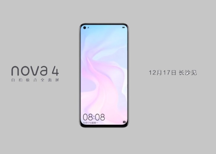Huawei-Nova-4-video