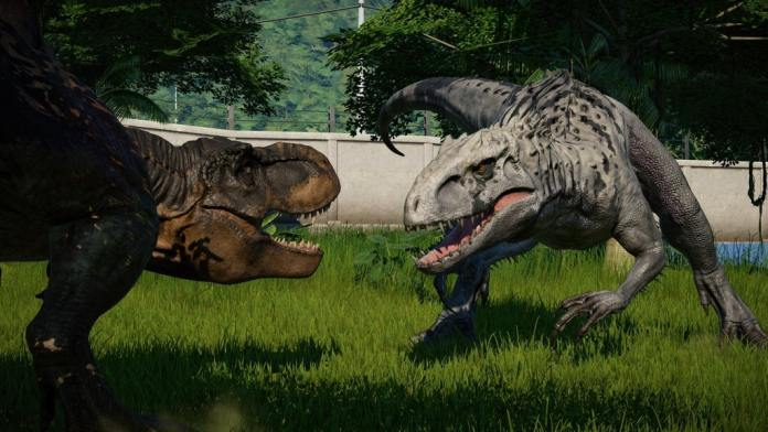 Expansión Jurassic World Evolution