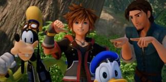 Kingdom Hearts III la batalla final