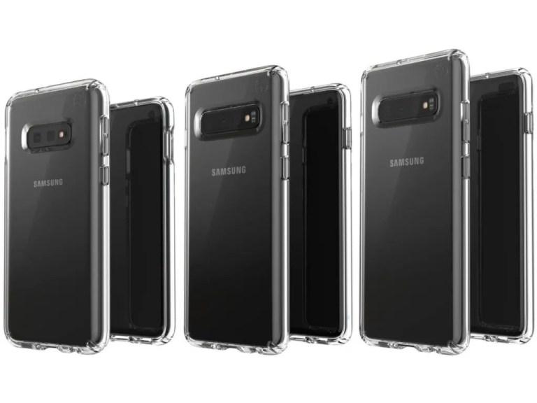Evan Blass filtra imágenes del Samsung Galaxy S10