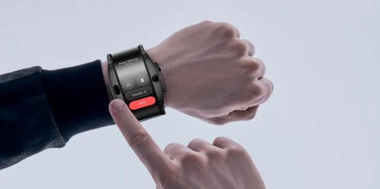 Nubia Alpha, ¿reloj o smartphone?