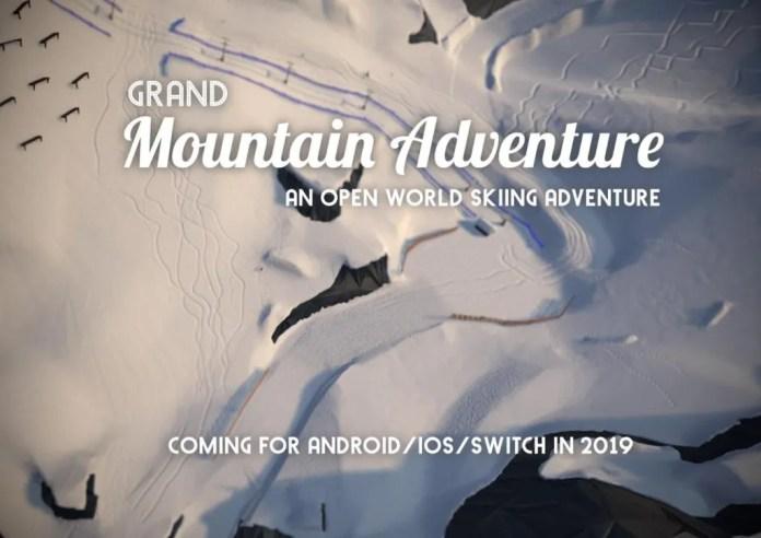 Aventura en la gran montana
