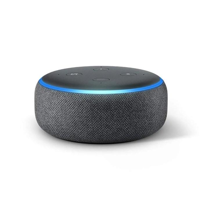 Echo Dot Amazon_con Alexa