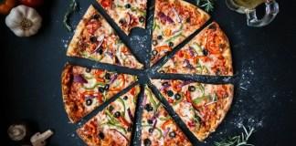 Google Maps Pizza
