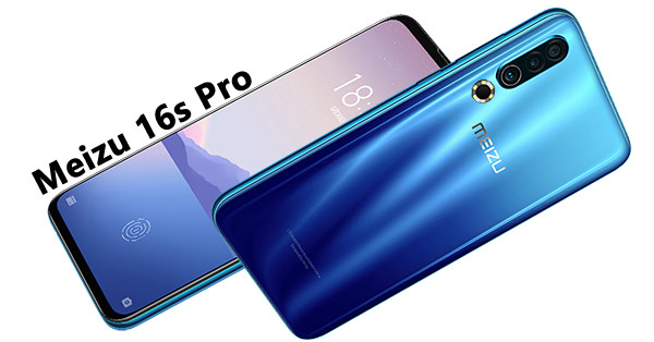 Meizu 16s Pro: sin notch, 3 cámaras traseras, 90 Hz y Snapdragon 855+