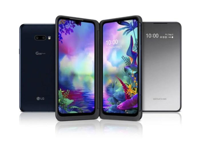 LG G8X ThinQ: características, precio y disponibilidad