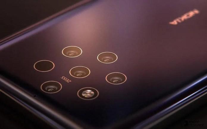 Nokia 9 PureView por £349.99 en Amazon UK