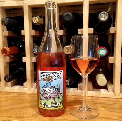 Chronic Cellars Pink Pedals Paso Robles 2017 – Gus Clemens on Wine