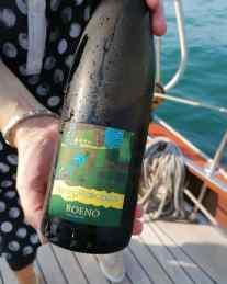 Cantina Roeno Riesling e crudità di mare