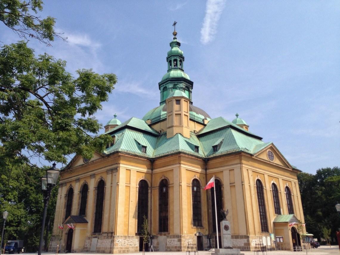 Jelenia Gora Feast of the Holy Cross Church