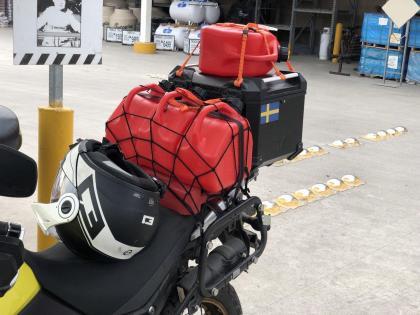 V-Strom rotopax fuel